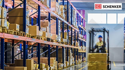 DB Schenker increases productivity and optimizes costs with digital logistics process