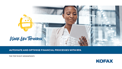 Automate and Optimise Financial Processes with RPA: The Top Eight Advantages