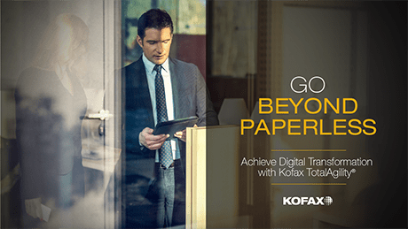 Go Beyond Paperless