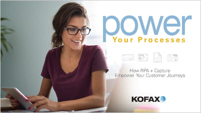 Power Your Processes: How RPA Capture Empower Your Customer Journeys