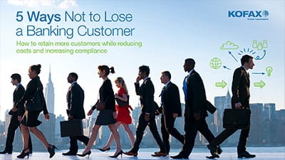 5 Ways Not to Lose a Banking Customer