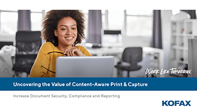 Uncovering the Value of Content-Aware Print and Capture
