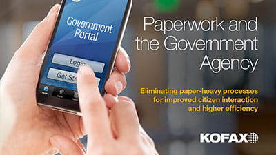 Paperwork and the Government Agency
