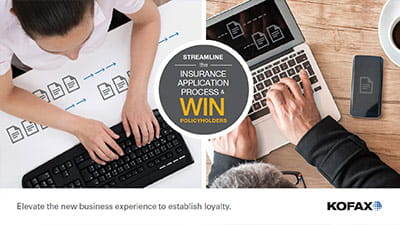 Streamline the Insurance Application Process & Win Policyholders