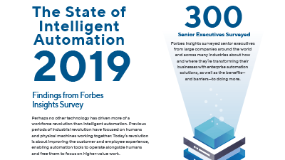 The State of Intelligent Automation 2019-Findings from Forbes Insight Study 50447ad5ed5