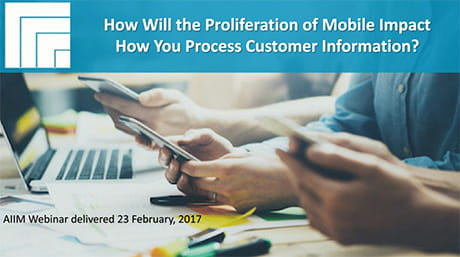 How You Process Customer Information?