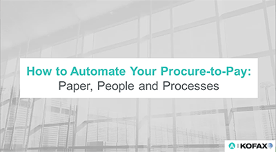 How to Automate Your Procure-to-Pay
