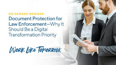 Document Protection for Law Enforcement