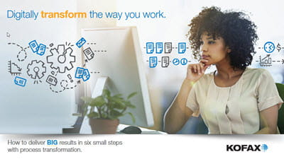 Digitally Transform the Way You Work