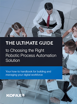 The Ultimate Guide to Choosing the Right Robotic Process Automation Solution