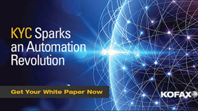 KYC Sparks an Automation Revolution with RPA
