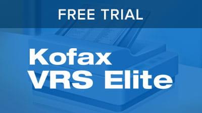Download Kofax VRS Elite Trial | Kofax