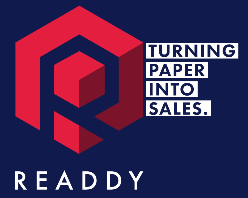 Readdy - Turning Paper into Sales