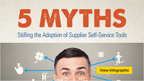 Five Myths of Supplier Portal