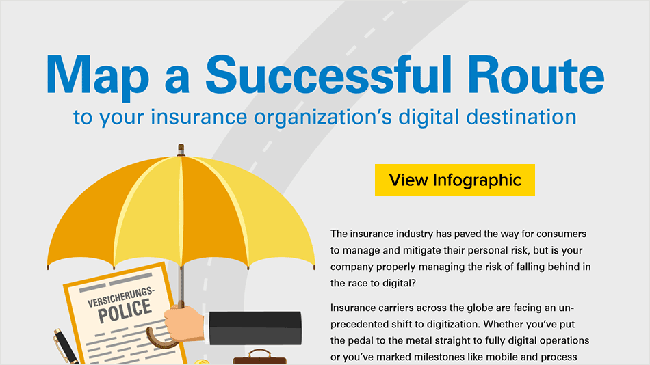 Map a Successful Route to Your Insurance Organization's Digital Destination