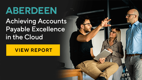 Aberdeen Achieving Accounts Payable Excellence in the Cloud