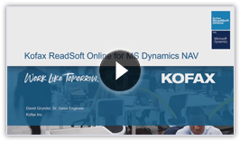 Product Updates for Kofax ReadSoft Online